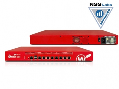 WatchGuard Firebox M300 with 3-yr Basic Security Suite
