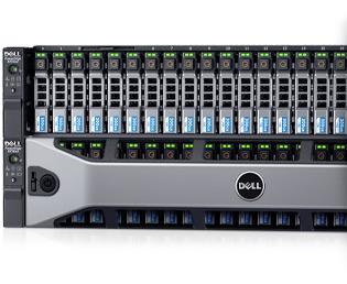 PowerEdge r730xd机架式服务器 - 支持未来就绪的数据中心